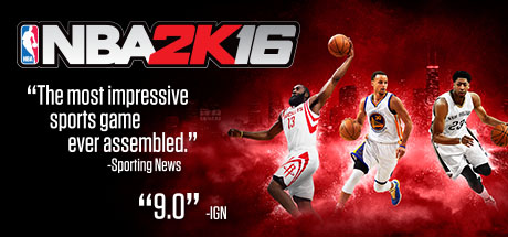NBA 2K16 PC版 中文