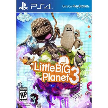 小小大星球3 PS4版 中文 国行盒装(标准版)