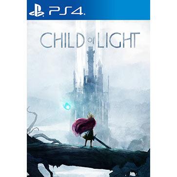 光之子 PS4版 中文 国行盒装(标准版)
