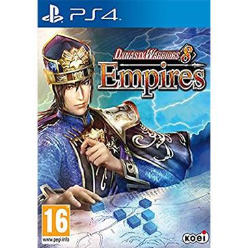 真三国无双7:帝国 PS4版 中文 国行盒装(标准版)