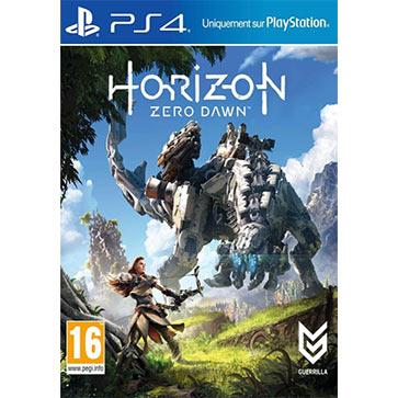 地平线:零之曙光 PS4 中文 国行盒装(标准版)