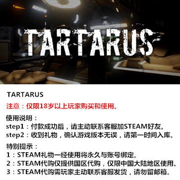 塔尔塔洛斯 PC版 STEAM国区代购(标准版)