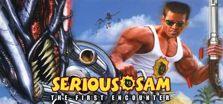 英雄萨姆经典版:第一次遭遇