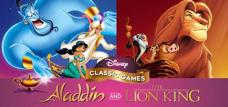 迪斯尼经典游戏:阿拉丁和狮子王