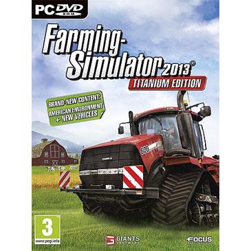 模拟农场2013 PC版