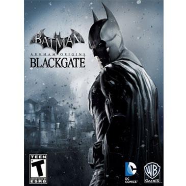 蝙蝠侠:阿甘起源之黑门监狱 PC版