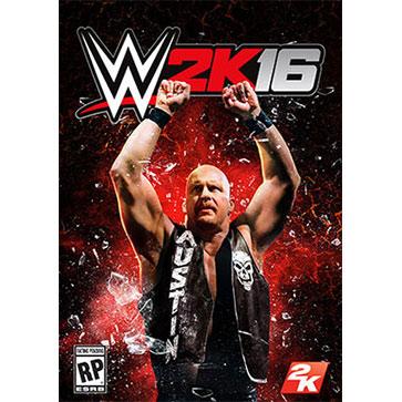 WWE 2K16 PC版
