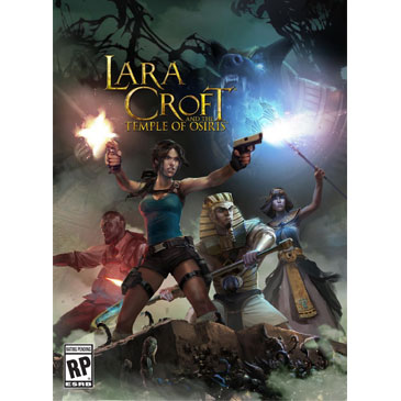 劳拉和奥西里斯神庙 PC版