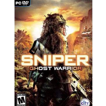 狙击手:幽灵战士 PC版