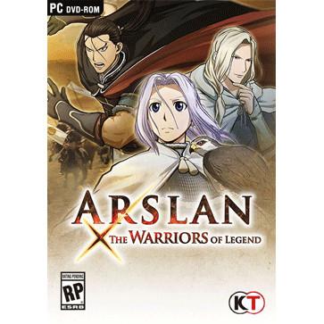 亚尔斯兰战记X无双 PC版