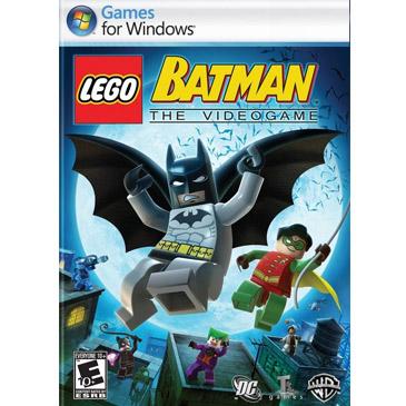 乐高蝙蝠侠 PC版