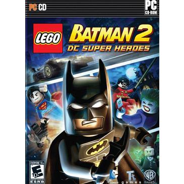 乐高蝙蝠侠2:超级英雄 PC版