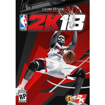 NBA 2K18  PC版 中文