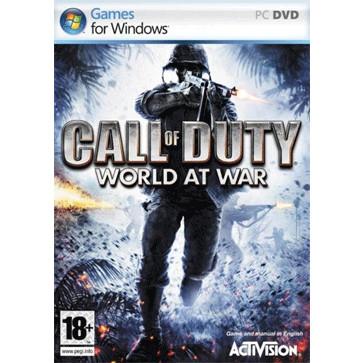 使命召唤5:战争世界 PC版