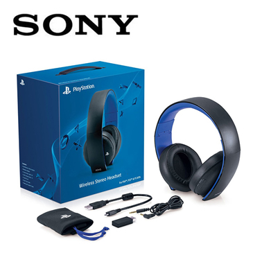 PlayStation® 无线立体声耳机