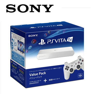 PlayStation®Vita TV  标准版