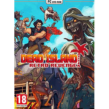 死亡岛:原始复仇 PC版