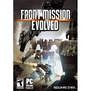 前线任务:进化 PC版
