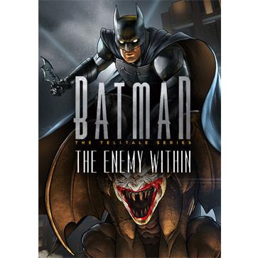 蝙蝠侠:内敌 PC版