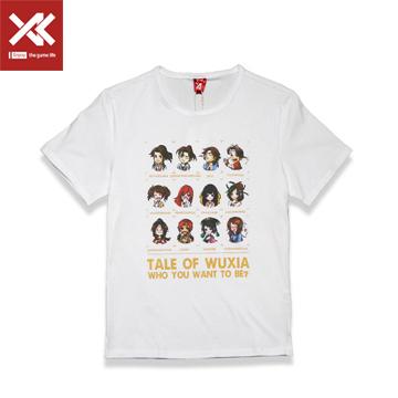 侠客Q版 主题T恤(合作款)