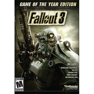 辐射3年度版 PC版