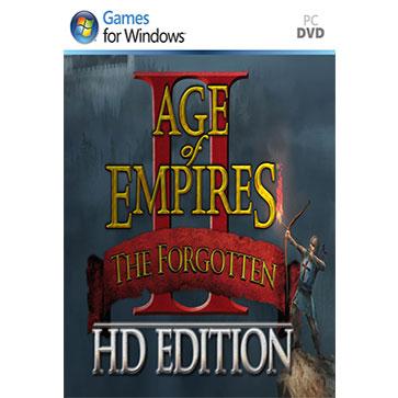 帝国时代2高清版 PC版 中文
