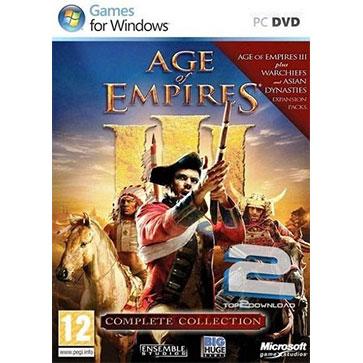 帝国时代3 PC版