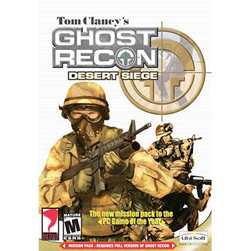 幽灵行动:沙漠围攻 PC版