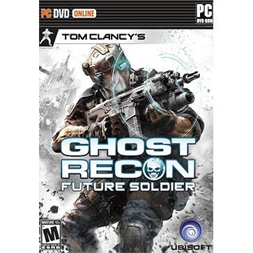 幽灵行动4:未来战士 PC版