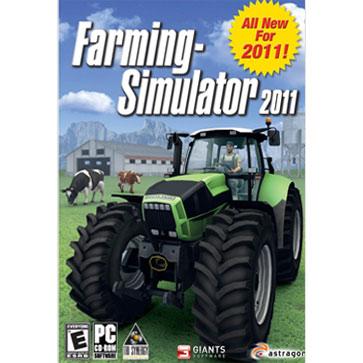 农场模拟2011 PC版
