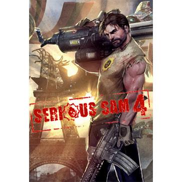 英雄萨姆4 PC版