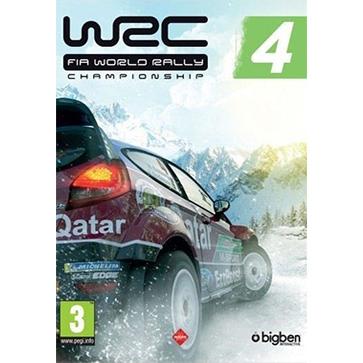 世界汽车拉力锦标赛4 PC版