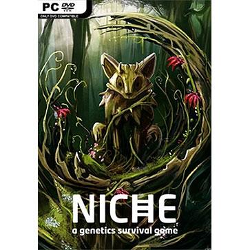 生态位:遗传学生存游戏 PC版 中文