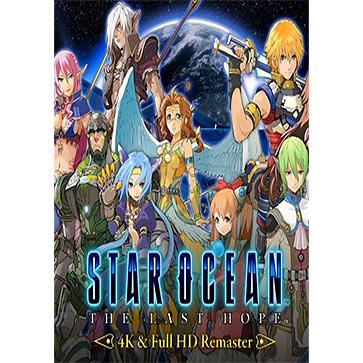 星之海洋4:最后的希望 PC版