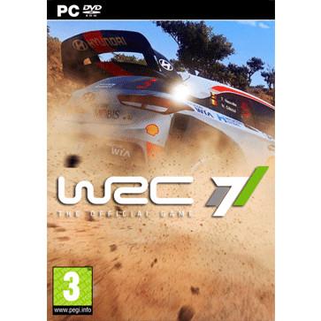 世界汽车拉力锦标赛7 WRC7 PC版