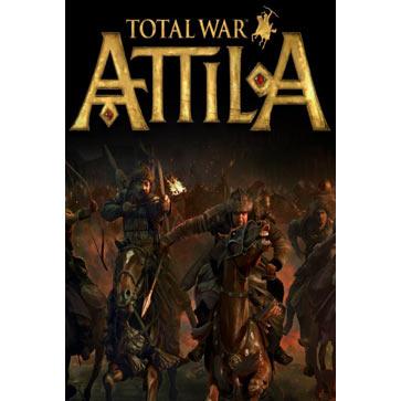 阿提拉:全面战争 PC版