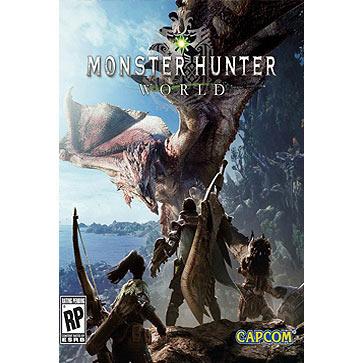 怪物猎人世界 PC版