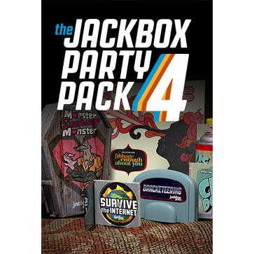 杰克盒子的派对游戏包 4 PC版