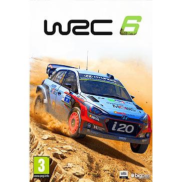 世界汽车拉力锦标赛6 WRC6 PC版