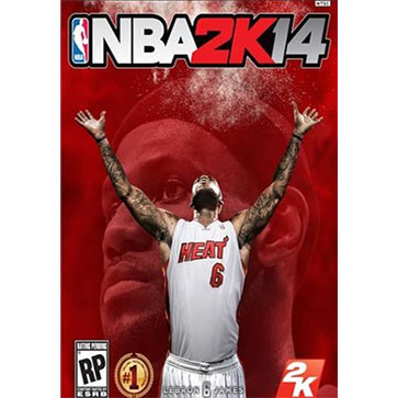 NBA 2K14 PC版