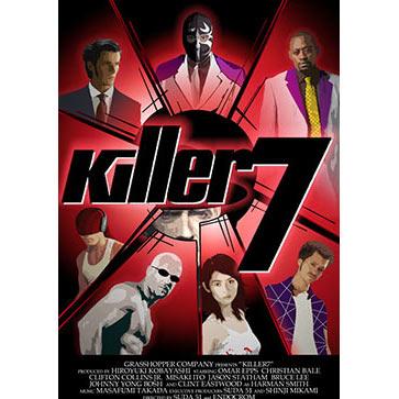 杀手7 PC版