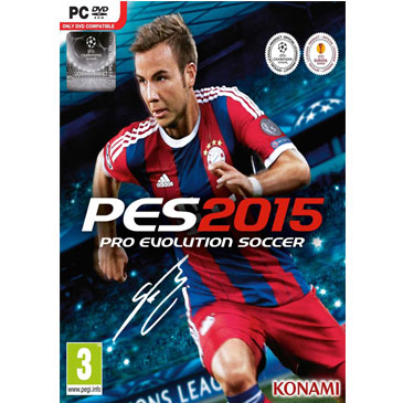 实况足球2015 PES2015 PC版