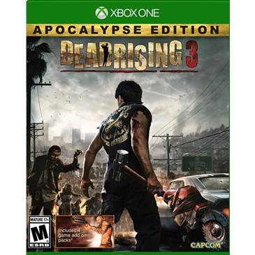 丧尸围城3  Xbox One版
