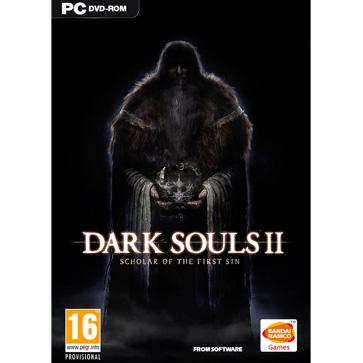 黑暗之魂2:原罪学者 PC版 中文