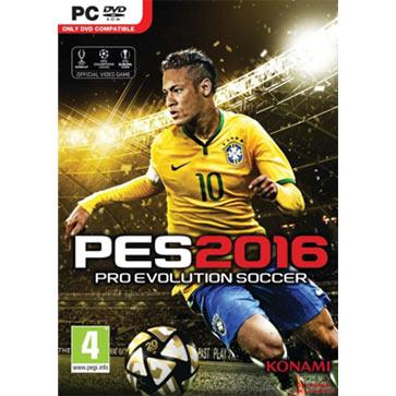 实况足球2016 PES2016 PC版