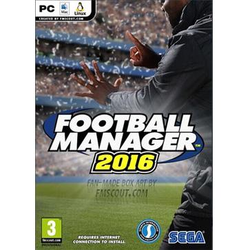 足球经理2016 FM2016 PC版