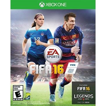 FIFA 2016    XBOX ONE版