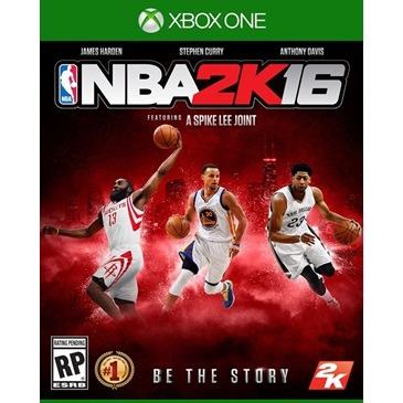 NBA 2K16   XBOX ONE版