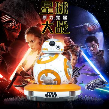 Sphero星球大战原型BB-8智能球型机器人