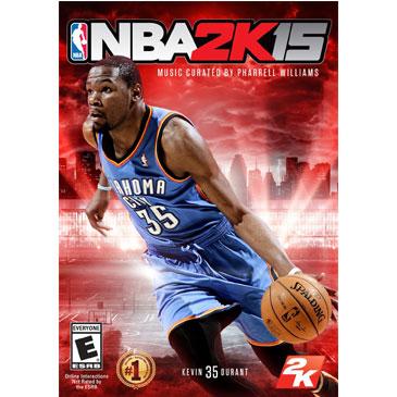 NBA 2K15 PC版 中文